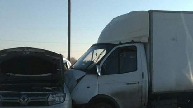 Три человека погибли в ДТП на трассе в Карелии