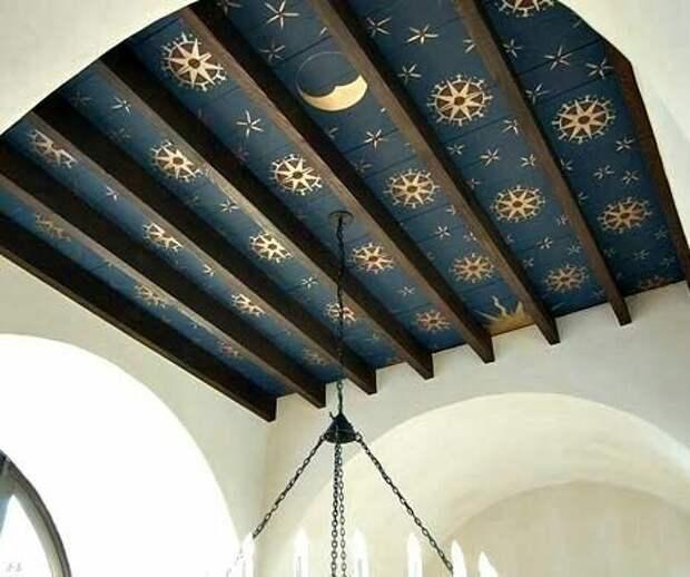 Звёздный потолок