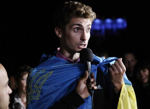 Севастополец принял присягу народного депутата Украины