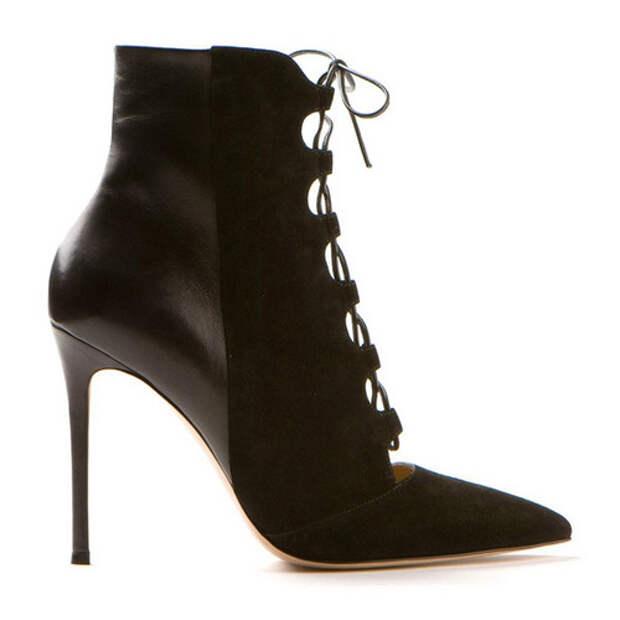 Модная женская обувь осень-2015: главные тренды