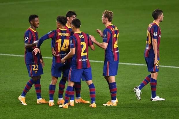«Барселона» будет укреплять состав за счет обменов игроками