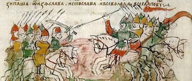 3 марта 1067 года состоялась битва на реке Немиге - сражение периода раннефеодальной монархии в Киевской Руси