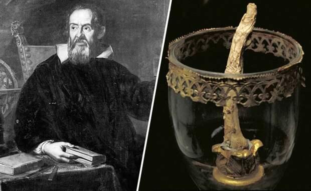 Как был найден пропавший почти 300 лет назад палец Галилея