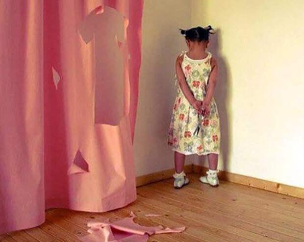 Чем тише тем страшней туда входить дети, родители, фото