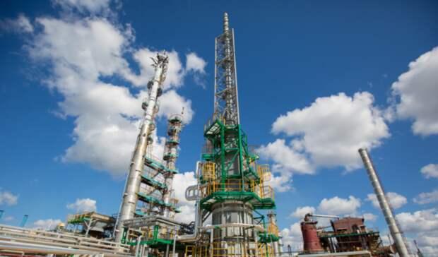Почти до100% увеличит «Славнефть-ЯНОС» глубину переработки