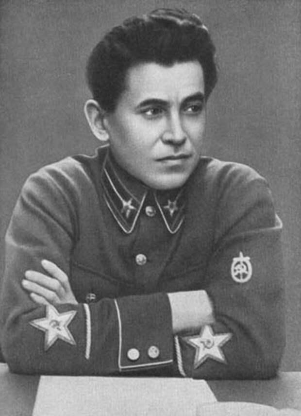 Николай Ежов в 1937 году. Источник: wikipedia.org
