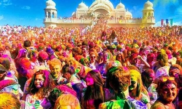 13 самых удивительных праздников народов мира