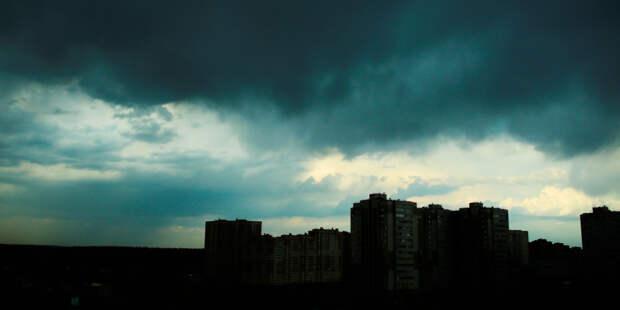 Затяжные дожди придут в Центральную Россию