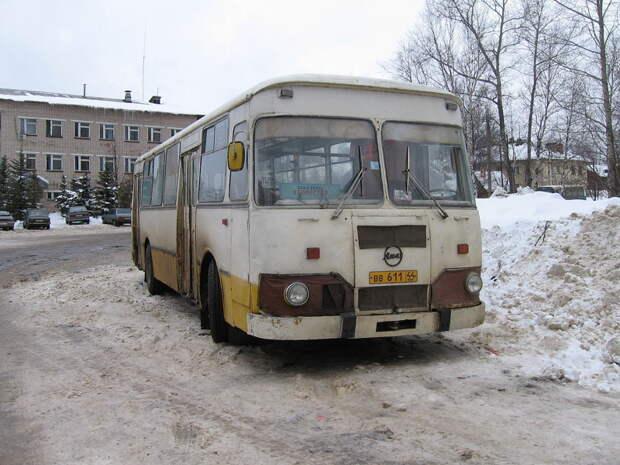 ЛиАЗ 677 - автобус детства или знаменитый и любимый  ЛиАЗ 677, автобус, ностальгия, ссср