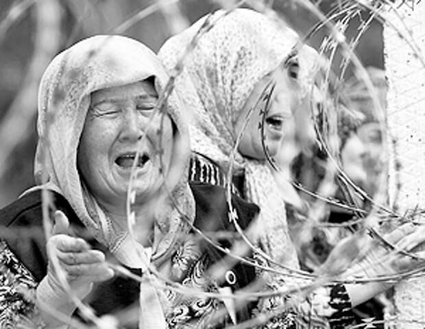 Этнические погромы в Киргизии в 2010-м унесли тысячи жизней