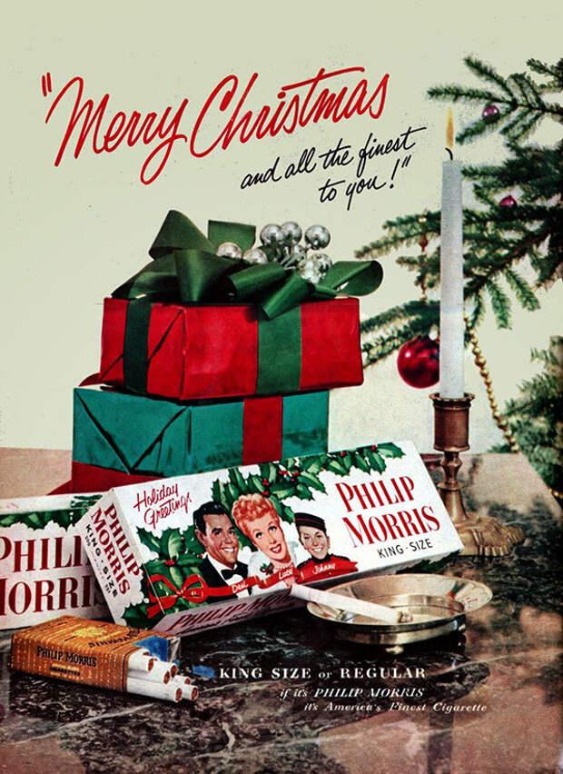 Винтажные праздничные открытки времен, когда сексизм и расизм считались нормой