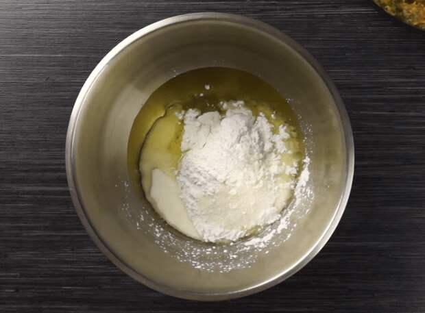 Ароматные рогалики с яблочной начинкой: просто и вкусно