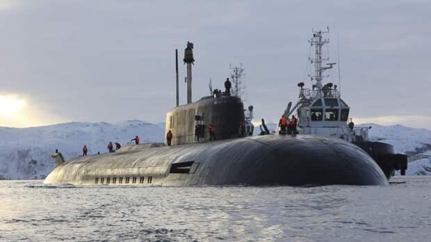 Долгий простой оставил ВМС Польши без единственной подлодки