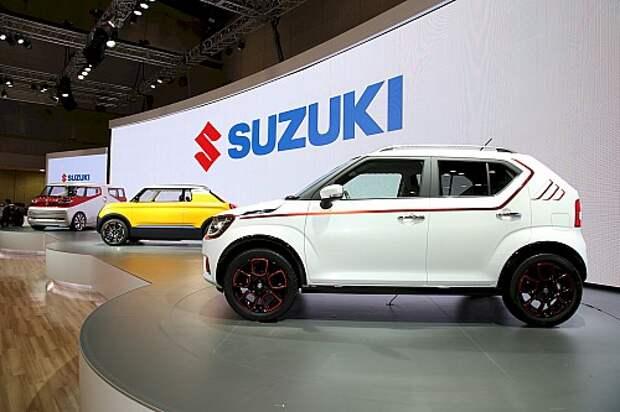 Suzuki Ignis обзавелся Trail-версией