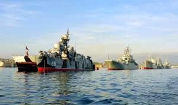 Черноморский флот: 300 километров до потенциального противника