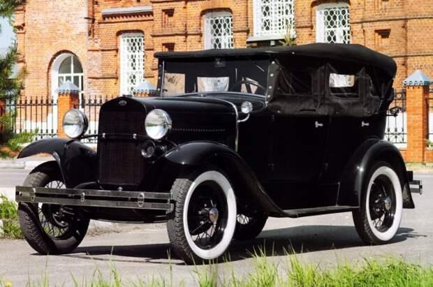 ГАЗ-А выглядел очень элегантно. /Фото: avatars.mds.yandex.net