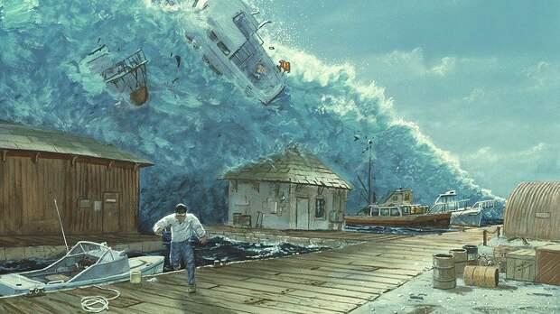 Вот в каких странах самый высокий риск погибнуть от природных катастроф