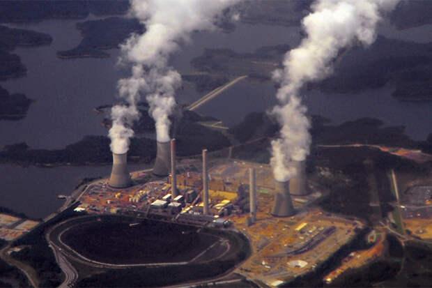 МВФ предлагает повысить тариф на выбросы CO2 в 37 раз