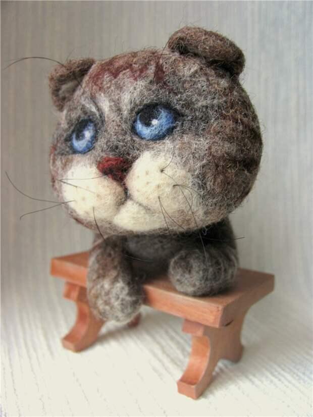 Татьяна Баракова. Авторские игрушки
