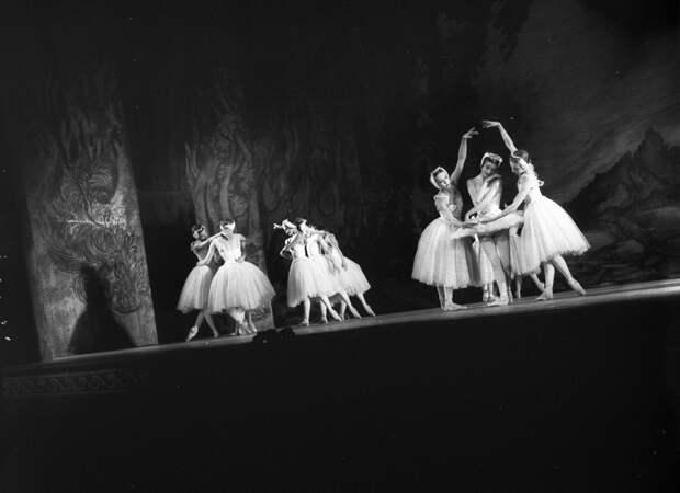 Русский балет в эмиграции