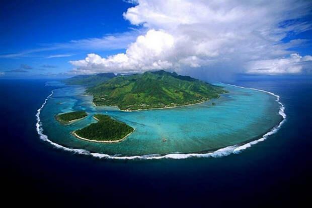 Самые красивые голубые лагуны мира
