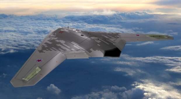 Литовкин: С-70 «Охотник» позволит РФ догнать США и Израиль в области БПЛА