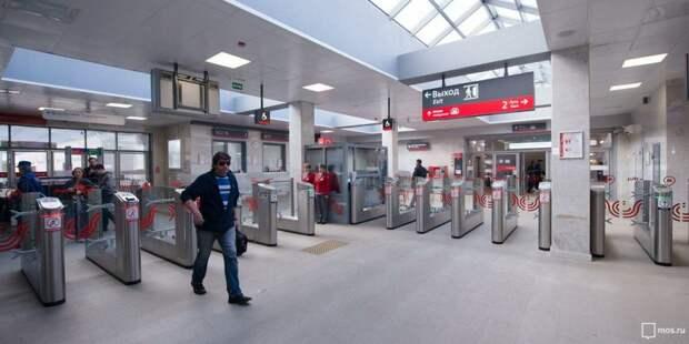 Собянин открыл Солнцевскую линию метро/Фото: mos.ru