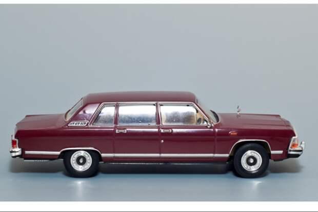 Авто Брежнева выставили на продажу