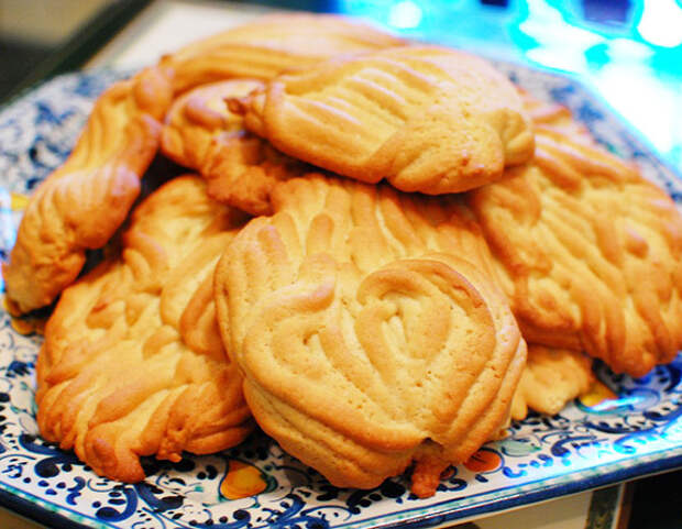 Печенье от Юлии Высоцкой: 10 рецептов на любой вкус