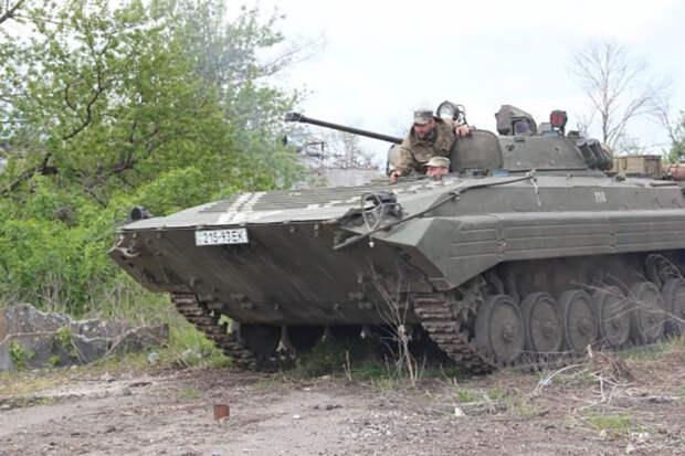 ВСУ без боя сдали ДНР целый населённый пункт