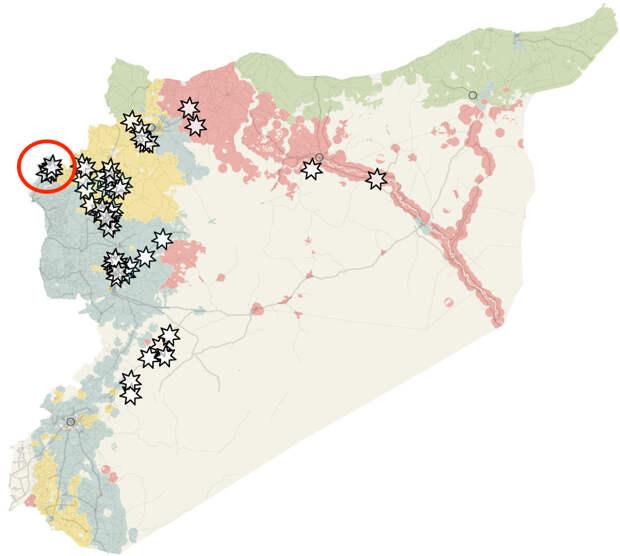Лидер чеченских боевиков в Сирии: Ситуация критическая, нас громят по всем фронтам
