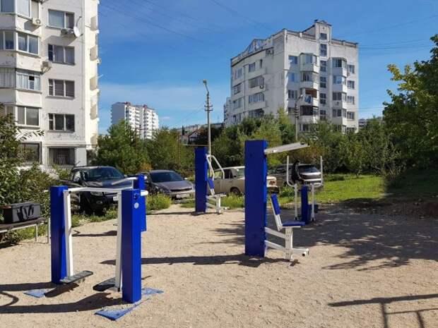 Точка спорта в Севастополе