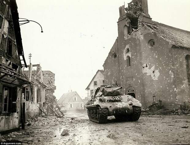 Вторая мировая война