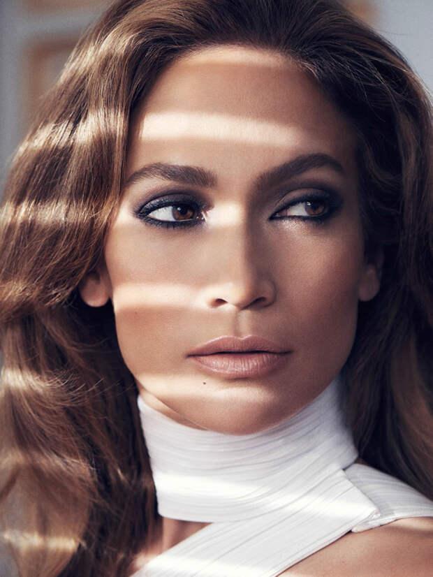 Дженнифер Лопес (Jennifer Lopez) в фотосессии Ткзема Йесте (Txema Yeste) для журнала ELLE UK (октябрь 2014), фото 7