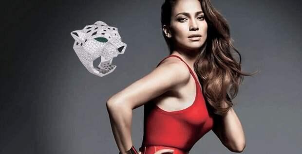 Дженнифер Лопес показала кольцо стоимостью 11 млн рублей
