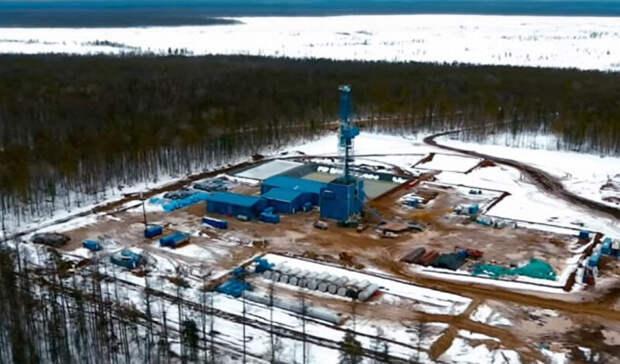 15 кустов добывающих скважин запускает «Газпром» наЧаянде