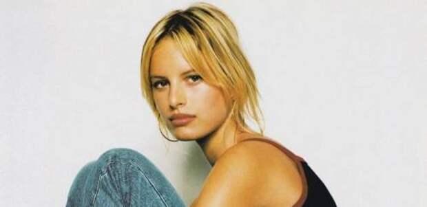 Как супермодель Каролина Куркова выглядела в начале карьеры: модель поделилась архивным снимком