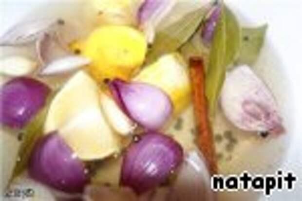 Мясо в универсальном маринаде запеченое целым куском ингредиенты