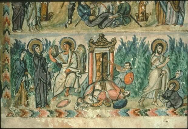 Непривычные изображения Христа.