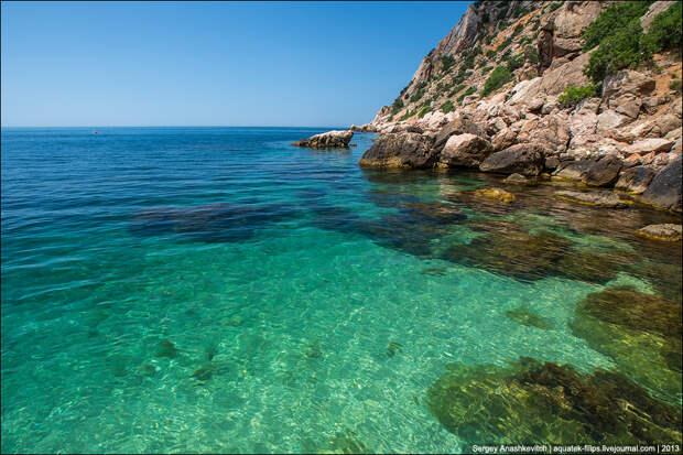 Крымские Сейшелы