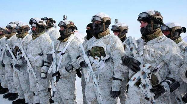 Норвежцы оценили смекалку российских военных в Арктике