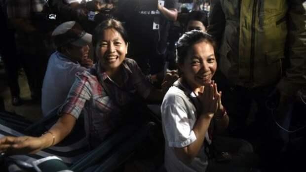 Как спасают детей из пещеры в Таиланде, и почему это трудно (ФОТО)