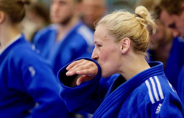Самбистка из Свиблова завоевала «золото» турнира «Борцы за добро»
