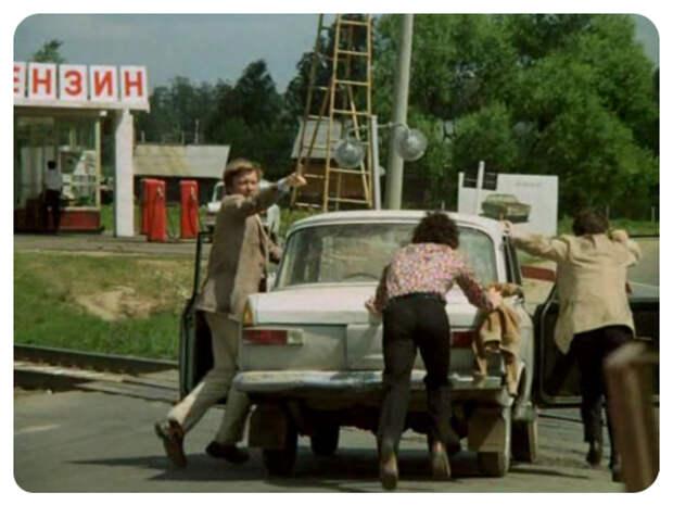 10 занятных фактов о съёмках фильма «Невероятные приключения итальянцев в России».