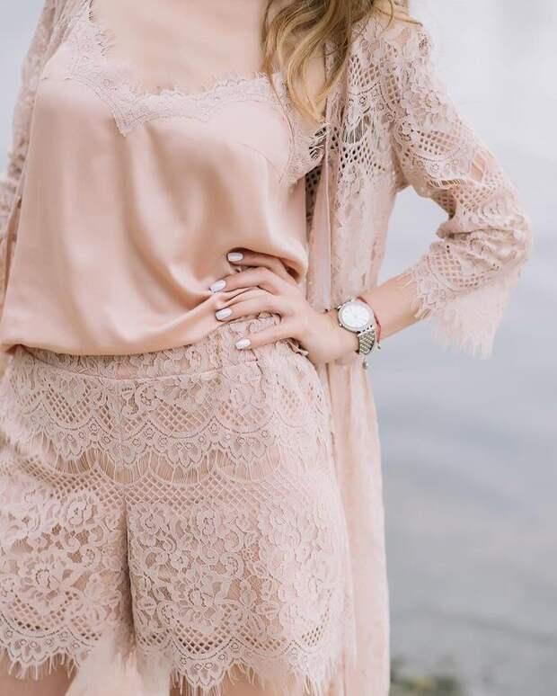 30 способов носить кружево, чтобы выглядеть стильно и завораживающе