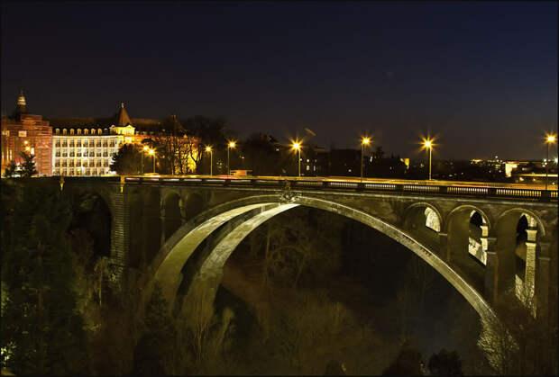 Мост Адольфа - Люксембург