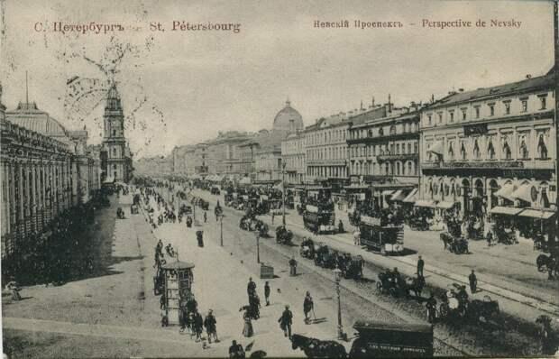 10 старых фото Санкт-Петербурга, когда он еще был столицей
