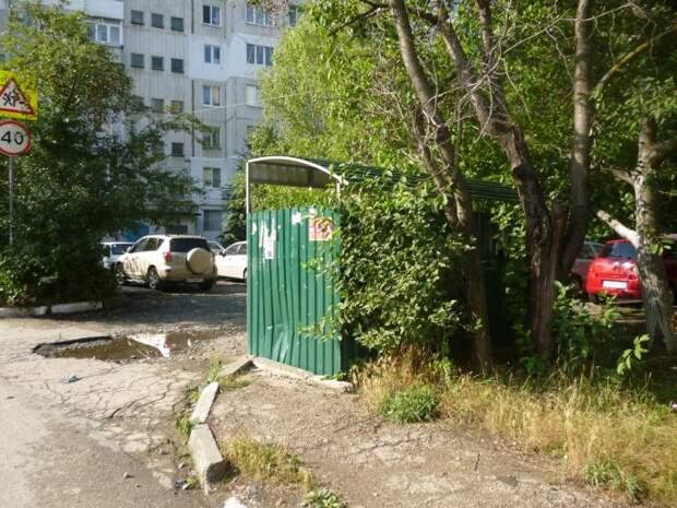 ГТО по-крымски: прыжки через «болота» с риском для жизни (фото)