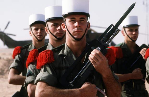 5 мифов о таинственном Французском Иностранном легионе