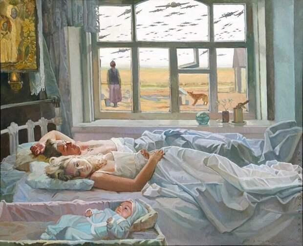 Картины художника Папко Валентина Федоровича